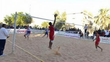 "Face à l'équipe de Djelfa : l'équipe ""champion-circuit 2015"" remporte le tournoi national Sahara-Volley"